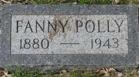 KIPPER, FANNY POLLY - Dakota County, Nebraska | FANNY POLLY KIPPER - Nebraska Gravestone Photos