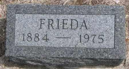 KIPPER, FRIEDA - Dakota County, Nebraska | FRIEDA KIPPER - Nebraska Gravestone Photos