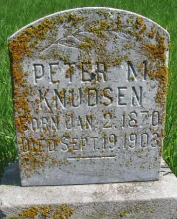 KUNDSEN, PETER M. - Dakota County, Nebraska | PETER M. KUNDSEN - Nebraska Gravestone Photos