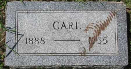 LARSEN, CARL - Dakota County, Nebraska | CARL LARSEN - Nebraska Gravestone Photos