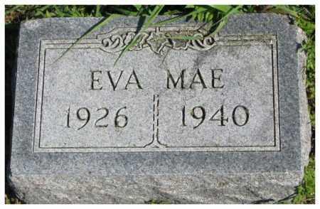 LIPP, EVA MAE - Dakota County, Nebraska | EVA MAE LIPP - Nebraska Gravestone Photos