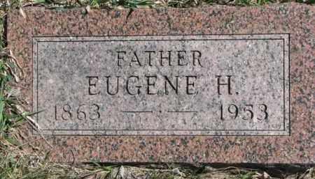 LOOMIS, EUGENE HENRY - Dakota County, Nebraska | EUGENE HENRY LOOMIS - Nebraska Gravestone Photos