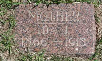 LOOMIS, IDA J. - Dakota County, Nebraska | IDA J. LOOMIS - Nebraska Gravestone Photos
