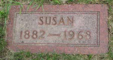 LUSSIER, SUSAN - Dakota County, Nebraska | SUSAN LUSSIER - Nebraska Gravestone Photos