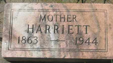 MARTIN, HARRIETT - Dakota County, Nebraska | HARRIETT MARTIN - Nebraska Gravestone Photos