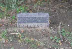 MCINTYRE, CATHERINE L. - Dakota County, Nebraska | CATHERINE L. MCINTYRE - Nebraska Gravestone Photos