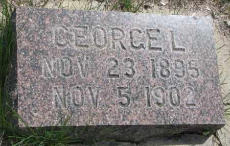 MCKINLEY, GEORGE L. - Dakota County, Nebraska | GEORGE L. MCKINLEY - Nebraska Gravestone Photos