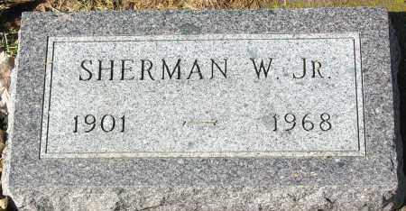 MCKINLEY, SHERMAN W. JR. - Dakota County, Nebraska | SHERMAN W. JR. MCKINLEY - Nebraska Gravestone Photos