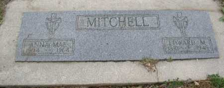 MITCHELL, ANNA MAE - Dakota County, Nebraska | ANNA MAE MITCHELL - Nebraska Gravestone Photos