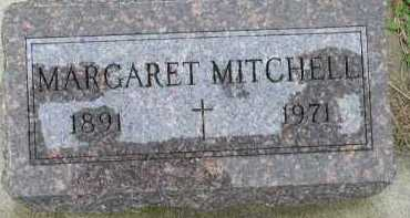 MITCHELL, MARGARET - Dakota County, Nebraska | MARGARET MITCHELL - Nebraska Gravestone Photos