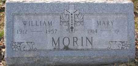 MORIN, WILLIAM - Dakota County, Nebraska | WILLIAM MORIN - Nebraska Gravestone Photos