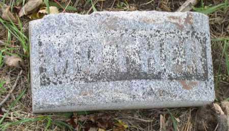 MYERS, MOTHER - Dakota County, Nebraska | MOTHER MYERS - Nebraska Gravestone Photos