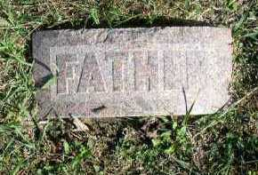 NEFF, FATHER - Dakota County, Nebraska | FATHER NEFF - Nebraska Gravestone Photos