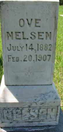 NELSEN, OVE - Dakota County, Nebraska | OVE NELSEN - Nebraska Gravestone Photos