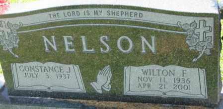 NELSON, WILTON F. - Dakota County, Nebraska | WILTON F. NELSON - Nebraska Gravestone Photos