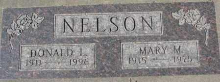 NELSON, DONALD I. - Dakota County, Nebraska | DONALD I. NELSON - Nebraska Gravestone Photos