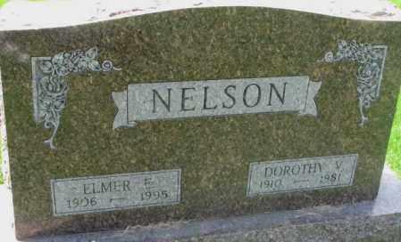 NELSON, DOROTHY V. - Dakota County, Nebraska | DOROTHY V. NELSON - Nebraska Gravestone Photos