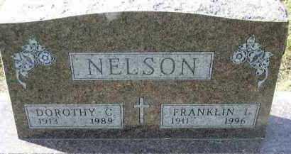 NELSON, DOROTHY C. - Dakota County, Nebraska   DOROTHY C. NELSON - Nebraska Gravestone Photos