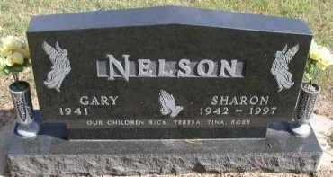 NELSON, SHARON - Dakota County, Nebraska | SHARON NELSON - Nebraska Gravestone Photos