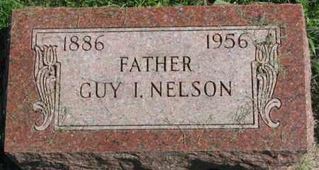 NELSON, GUY I. - Dakota County, Nebraska | GUY I. NELSON - Nebraska Gravestone Photos