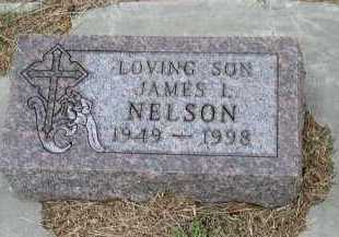 NELSON, JAMES I. - Dakota County, Nebraska | JAMES I. NELSON - Nebraska Gravestone Photos