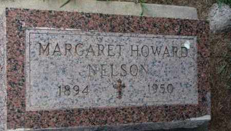HOWARD NELSON, MARGARET - Dakota County, Nebraska | MARGARET HOWARD NELSON - Nebraska Gravestone Photos
