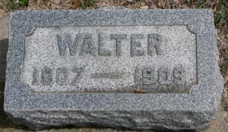 NORRIS, WALTER - Dakota County, Nebraska | WALTER NORRIS - Nebraska Gravestone Photos