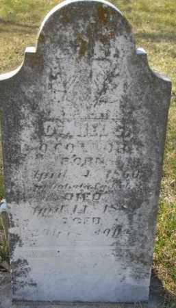 O'CONNOR, DANIEL S. - Dakota County, Nebraska   DANIEL S. O'CONNOR - Nebraska Gravestone Photos