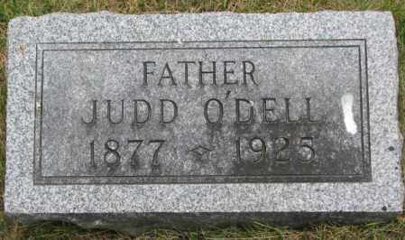 O'DELL, JUDD - Dakota County, Nebraska   JUDD O'DELL - Nebraska Gravestone Photos