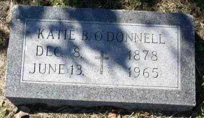 O'DONNELL, KATIE B. - Dakota County, Nebraska | KATIE B. O'DONNELL - Nebraska Gravestone Photos