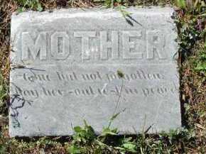 O'DONNELL, MOTHER - Dakota County, Nebraska | MOTHER O'DONNELL - Nebraska Gravestone Photos