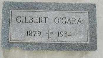 O'GARA, GILBERT - Dakota County, Nebraska | GILBERT O'GARA - Nebraska Gravestone Photos