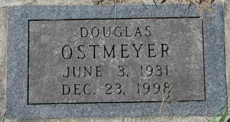 OSTMEYER, DOUGLAS - Dakota County, Nebraska   DOUGLAS OSTMEYER - Nebraska Gravestone Photos