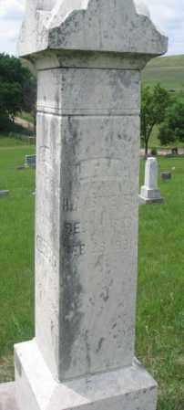 OSTMEYER, LENA - Dakota County, Nebraska   LENA OSTMEYER - Nebraska Gravestone Photos