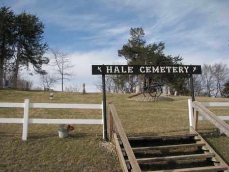 *HALE AKA GROVE / FIDDLER CREE, OVERVIEW - Dakota County, Nebraska   OVERVIEW *HALE AKA GROVE / FIDDLER CREE - Nebraska Gravestone Photos