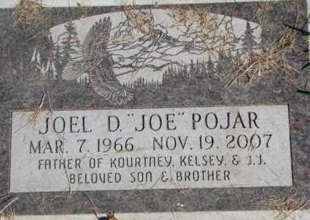 POJAR, JOEL D. - Dakota County, Nebraska   JOEL D. POJAR - Nebraska Gravestone Photos