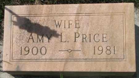 PRICE, AMY L. - Dakota County, Nebraska | AMY L. PRICE - Nebraska Gravestone Photos