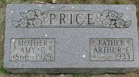 PRICE, AMY C. - Dakota County, Nebraska | AMY C. PRICE - Nebraska Gravestone Photos