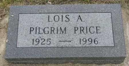 PRICE, LOIS A. - Dakota County, Nebraska | LOIS A. PRICE - Nebraska Gravestone Photos