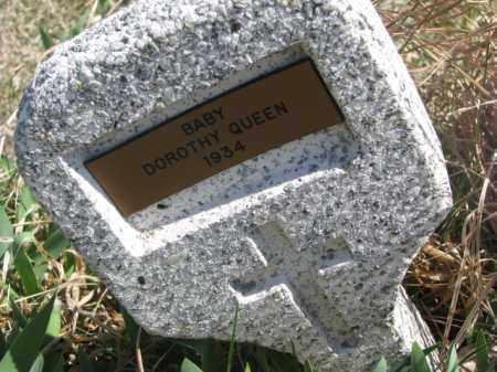 QUEEN, DOROTHY - Dakota County, Nebraska | DOROTHY QUEEN - Nebraska Gravestone Photos
