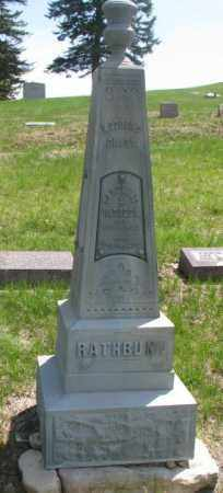 RATHBUN, CAROLINE A. - Dakota County, Nebraska | CAROLINE A. RATHBUN - Nebraska Gravestone Photos
