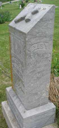 ROBINSON, BABY - Dakota County, Nebraska | BABY ROBINSON - Nebraska Gravestone Photos