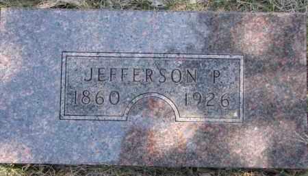 ROCKWELL, JEFFERSON P. - Dakota County, Nebraska | JEFFERSON P. ROCKWELL - Nebraska Gravestone Photos