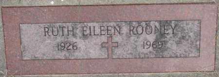 ROONEY, RUTH EILEEN - Dakota County, Nebraska   RUTH EILEEN ROONEY - Nebraska Gravestone Photos