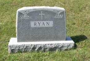RYAN, PLOT - Dakota County, Nebraska | PLOT RYAN - Nebraska Gravestone Photos
