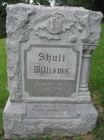 SHULL-WILLIAMS, PLOT - Dakota County, Nebraska | PLOT SHULL-WILLIAMS - Nebraska Gravestone Photos