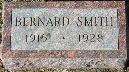 SMITH, BERNARD - Dakota County, Nebraska | BERNARD SMITH - Nebraska Gravestone Photos