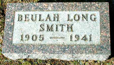 SMITH, BEULAH - Dakota County, Nebraska | BEULAH SMITH - Nebraska Gravestone Photos