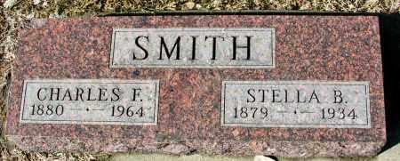 SMITH, CHARLES FREEMONT - Dakota County, Nebraska | CHARLES FREEMONT SMITH - Nebraska Gravestone Photos