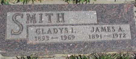 SMITH, GLADYS I. - Dakota County, Nebraska | GLADYS I. SMITH - Nebraska Gravestone Photos